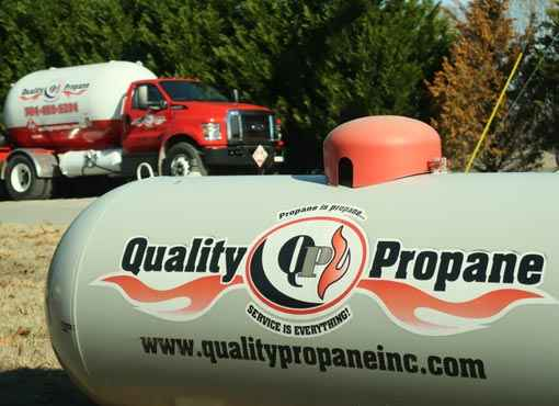 Quality Propane tank