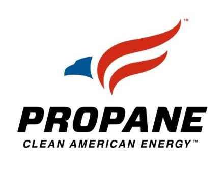 Propane Clean American Energy Logo